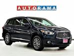 2015 Infiniti QX60 NAVIGATION BACK UP CAM LEATHER SUNROOF 7-PASS in North York, Ontario