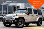 2016 Jeep Wrangler Unlimited 75th Anniversary Alpine_Sound Navigation 17Alloys in Thornhill, Ontario
