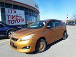 2010 Toyota Matrix SOLD AS IS in Aurora, Ontario