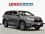 2015 Toyota Highlander XLE HYBRID NAVI LEATHER SUNROOF 7 PASS BACK UP CAM in North York, Ontario