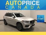 2016 Volvo XC90 T6 Momentum 7PASS NAVIGATION PANOROOF LEATHER in Mississauga, Ontario