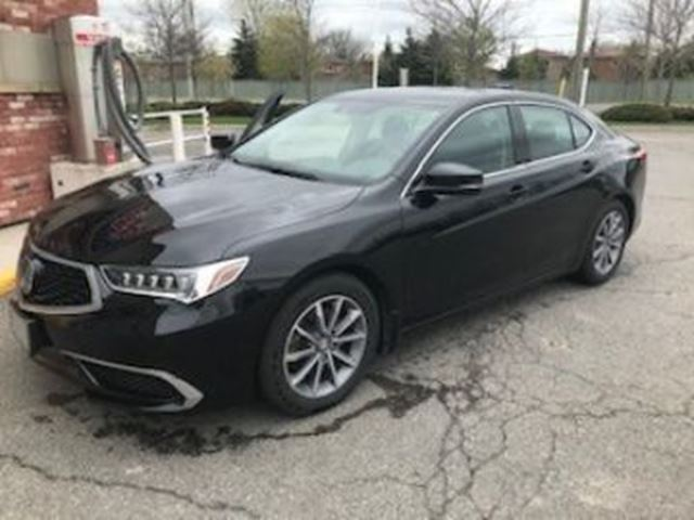 2018 ACURA TLX           in Mississauga, Ontario