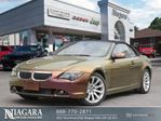 2006 BMW 6 Series CUSTOM PAINT   NEW ROOF in Niagara Falls, Ontario