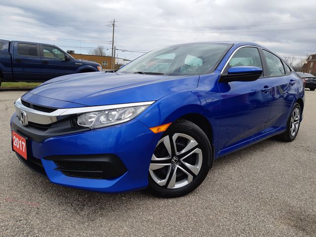 2017 Honda Civic LX in