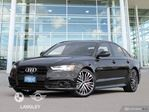 2017 Audi A6 3.0T Competition in Langley, British Columbia