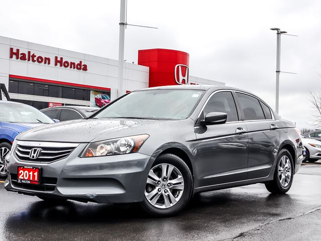 2011 HONDA Accord SENO ACCIDENTS in Burlington, Ontario
