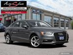 2015 Audi A3 ONLY 49K! **CLEAN CARPROOF** PREMIUM PKG in Scarborough, Ontario