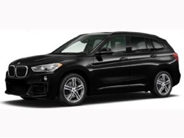 2018 BMW X1 28i xDrive, MSport Line, Premium Package, LEDs in Mississauga, Ontario