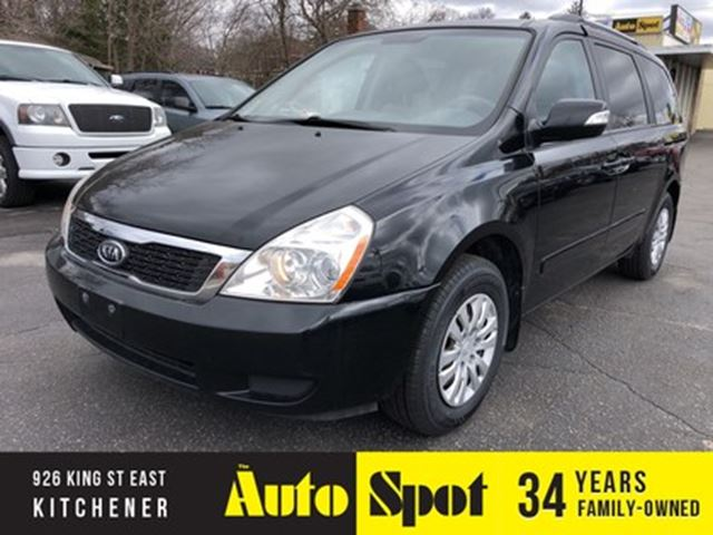 2012 KIA Sedona LX in Kitchener, Ontario