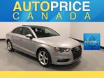 2015 Audi A3 1.8T Komfort PANOROOF|LEATHER in Mississauga, Ontario
