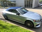 2018 Mercedes-Benz C-Class AMG C 43 4MATIC Cabriolet in Mississauga, Ontario