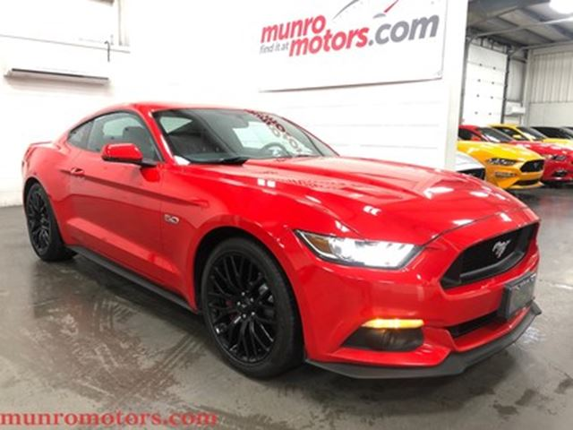 2016 Ford Mustang GT Premium Performance Pack in