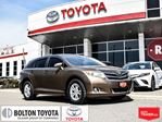 2013 Toyota Venza 4cyl 6A in Bolton, Ontario