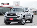 2016 Toyota Tacoma SR5 V6 BACKUP CAM BLUETOOTH ALLOYS A/C in Georgetown, Ontario