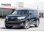 2016 Toyota Highlander XLE NAVIGATION BACKUP CAM HEATED SEATS LEATHER in Georgetown, Ontario