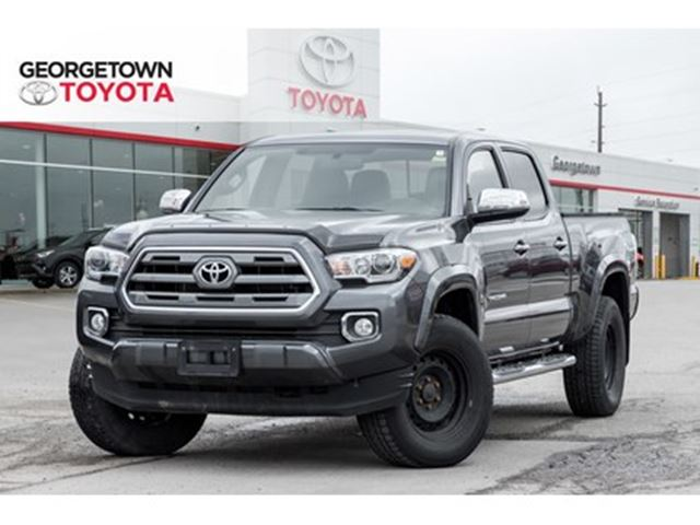 2017 Toyota Tacoma NAVIGATION BACKUP CAM SUNROOF LEATHER in