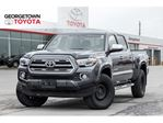 2017 Toyota Tacoma NAVIGATION BACKUP CAM SUNROOF LEATHER in Georgetown, Ontario