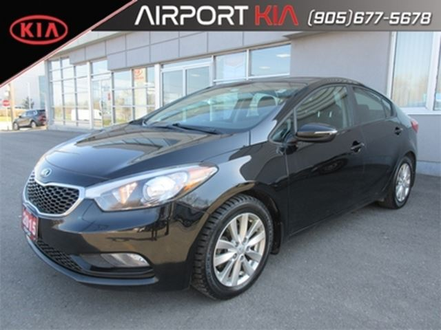 2015 KIA Forte 1.8L LX+ / Heated seats/Bluetooth/Power package in Mississauga, Ontario