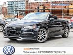 2015 Audi A3 A3 TECHNIK CABRIOLET LED LIGHT PACKAGE in Toronto, Ontario