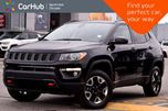 2018 Jeep Compass Trailhawk 4x4 Navigation.Pkgs Leather.Interior.Pkg Pano_Sunroof  in Thornhill, Ontario
