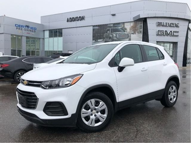 2017 CHEVROLET Trax LS in Mississauga, Ontario