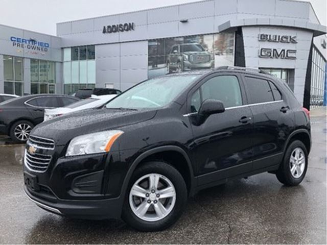 2016 CHEVROLET Trax LT in Mississauga, Ontario