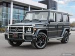 2016 Mercedes-Benz G-Class 63 4MATIC in Mississauga, Ontario