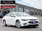 2017 Chevrolet Malibu ONLY 80K! **BACK-UP CAMERA** CLEAN CARPROOF in Scarborough, Ontario