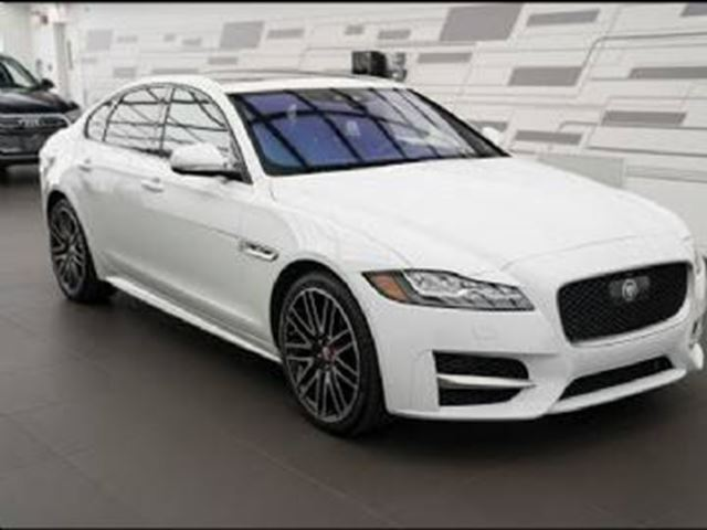 2018 JAGUAR XF 35t AWD R-Sport Convenience & Comfort/Tech/ Driver Assist in Mississauga, Ontario