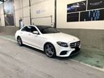 2018 Mercedes-Benz E-Class E 300 4MATIC Sedan w/ EXCESS WEAR/TEAR PROTECTION in Mississauga, Ontario