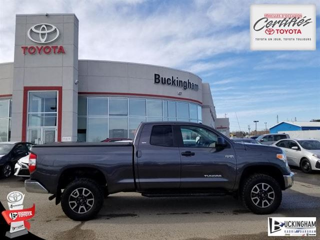 2017 Toyota Tundra SR5 Plus 5.7L in
