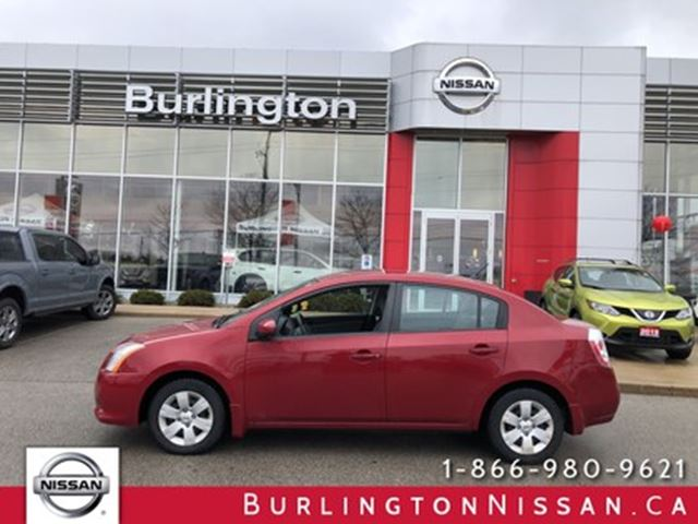 2010 NISSAN Sentra 2.0 in Burlington, Ontario