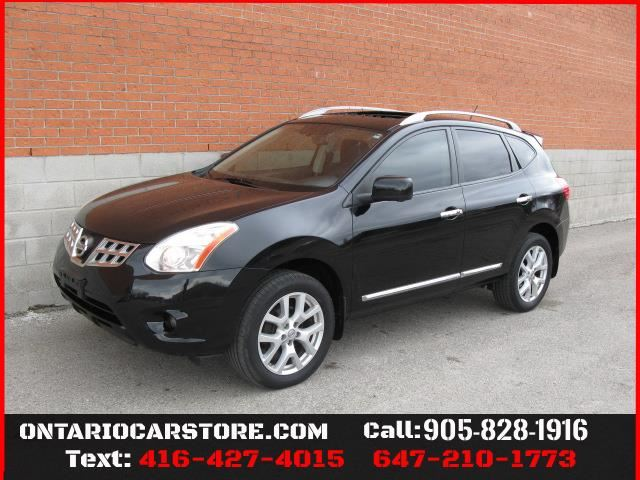 2012 NISSAN Rogue SL AWD !!!TOP OF THE LINE!!! in Toronto, Ontario
