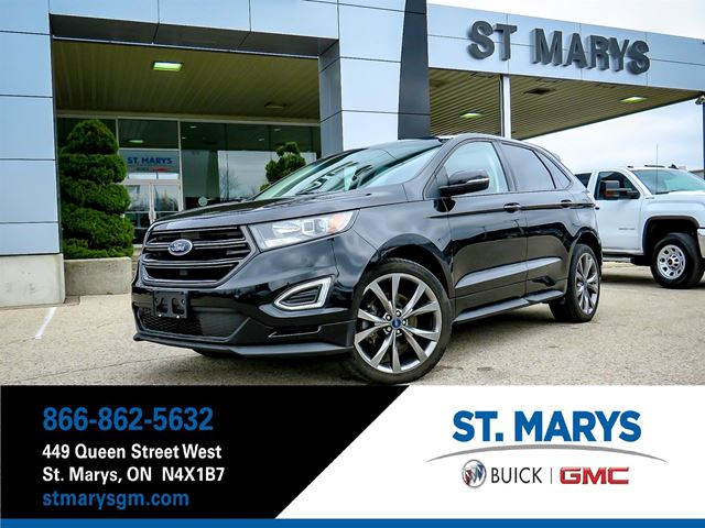 2017 FORD Edge Sport in St Marys, Ontario