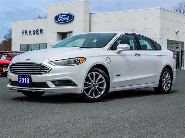 2018 FORD Fusion SE in Cobourg, Ontario