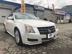 2011 Cadillac CTS ACCIDENT FREE_LEATHER_PANORAMIC SUNROOF_BLUETOOTH in Oakville, Ontario