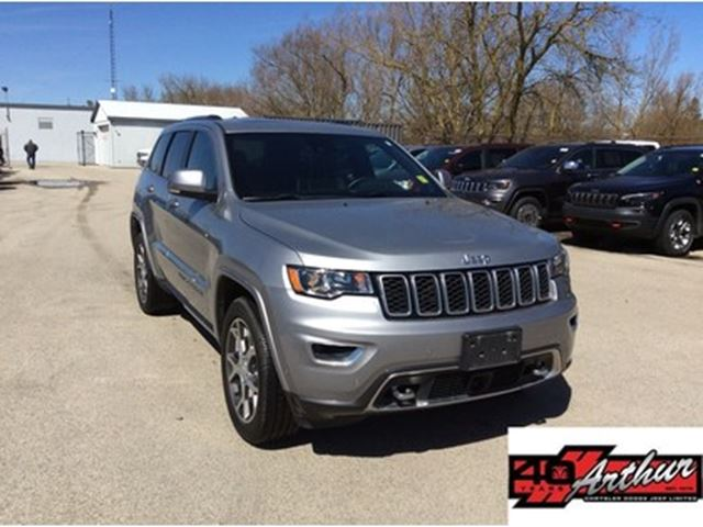 2018 Jeep Grand Cherokee Sterling Edition in