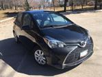 2017 Toyota Yaris ~ LE AUTOMATIC w/Winter Tires in Mississauga, Ontario