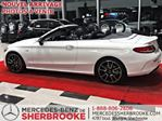 2017 Mercedes-Benz C-Class C43 AMG LOADED Cabriolet in Mississauga, Ontario