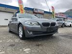 2011 BMW 5 Series 535 Xi NAVIGATION/SUNROOF/LEATHER/BLUETOOTH/AWD in Oakville, Ontario