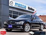 2016 BMW 3 Series 328 i xDrive NAVI Leather Moonroof Finance Available in Markham, Ontario