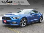 2017 Ford Mustang 18 Alloys, Backup Cam, 6 Speed Manual! in Woodbridge, Ontario