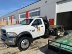 2017 Dodge RAM 5500 4WD DRW Flatbed in Mississauga, Ontario