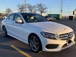 2017 Mercedes-Benz C-Class C300 4MATIC w/Premium & Premium Plus Package in Mississauga, Ontario