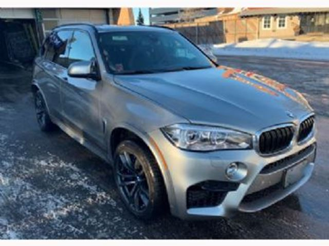 2018 BMW X5 M Premium Package in Mississauga, Ontario
