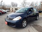 2007 Nissan Versa Certified,Low kms! in Oshawa, Ontario