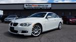 2013 BMW 3 Series 328i COUPE **HARD TOP CONVERTIBLE** in Ottawa, Ontario