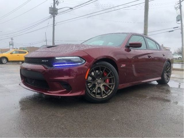 2018 Dodge Charger SRT 392 in