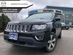 2016 Jeep Compass Sport - Aluminum Wheels -  Fog Lamps in Barrie, Ontario