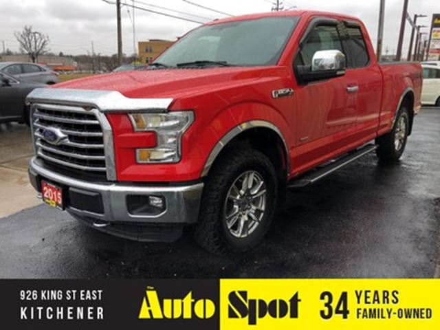 2015 FORD F-150 XLT in Kitchener, Ontario